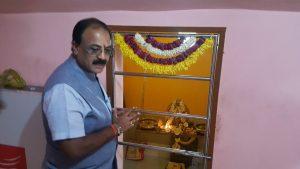 annual function at yallamma devi temple