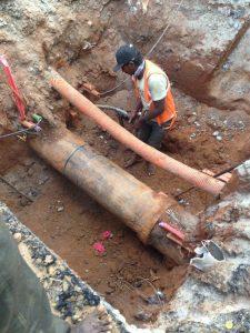 kaveri pipeline work